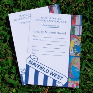 Quality Student Award Design