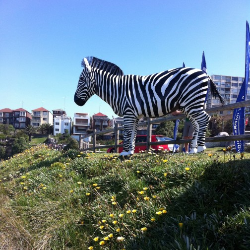 Sculpture by the Sea, Bondi 2011
