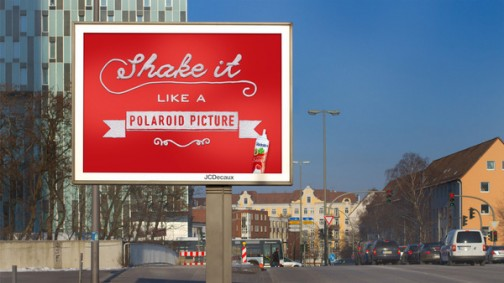SHAKEN NOT SQUIRRED Glücksklee Posters