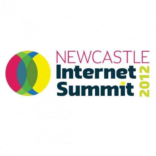 Newcastle Internet Summit 2012, logo design