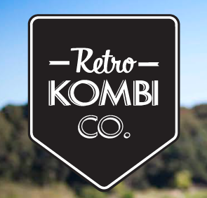 Logo and branding concept developed for Retro Kombi Co. by Neon Zoo