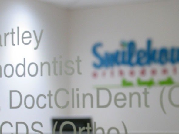 Smilehouse Orthodontics clinic interior