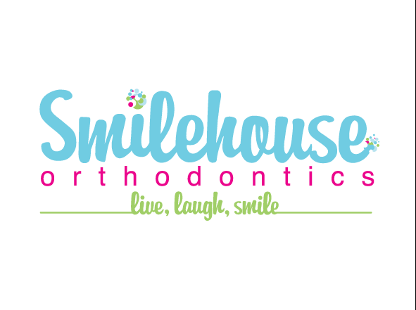 smilehouse orthodontic logo design