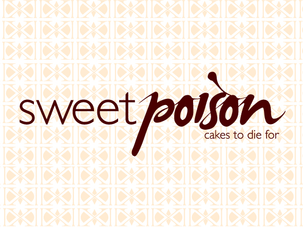 Sweet Poison brand identity designed by Neon Zoo