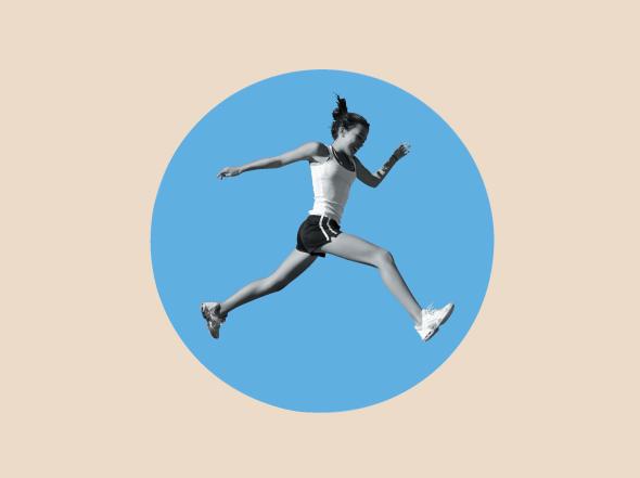 Sydney Sport & Spine brand elements designed by Neon Zoo