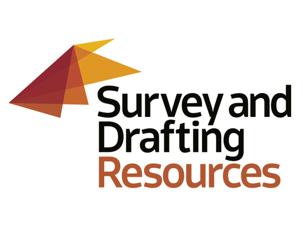 Survey and Drafting Resources Logo Design Neon Zoo graphic design studio Newcastle
