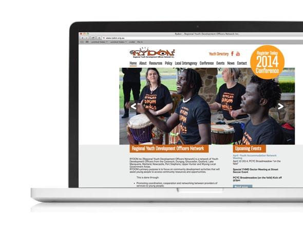 Neon Zoo grAPHIC design website design branding design newcastle