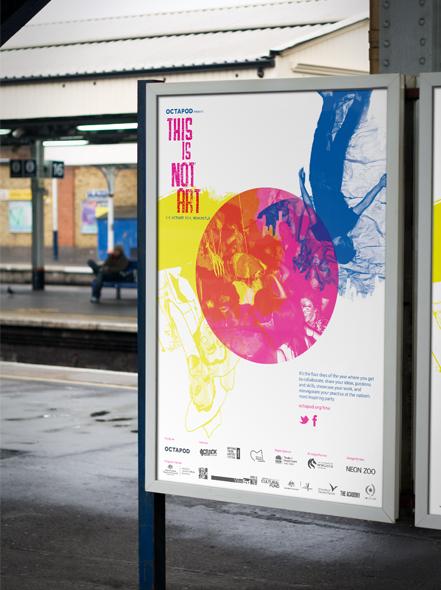 TiNA 2014 Poster design