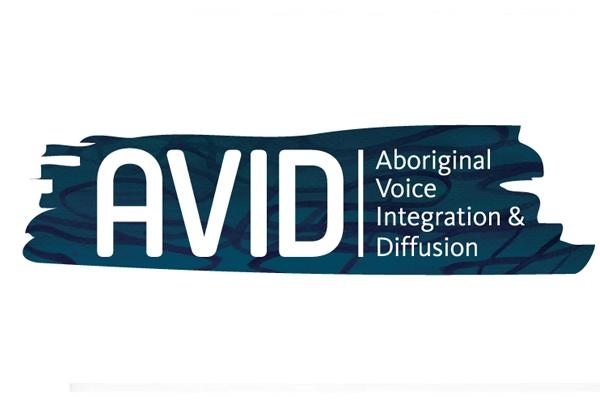 Avid logo design newcastle