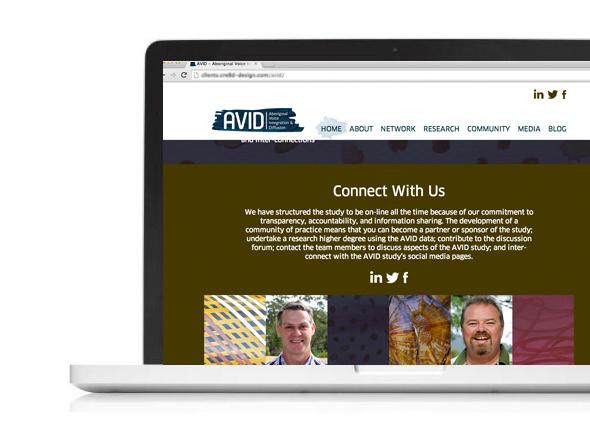 Avid Web design newcastle