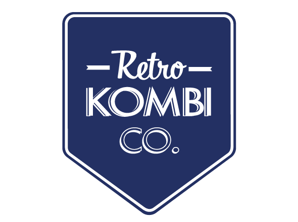 Retro Kombi Co brand mark developed by Newcaste graphic designers Neon Zoo