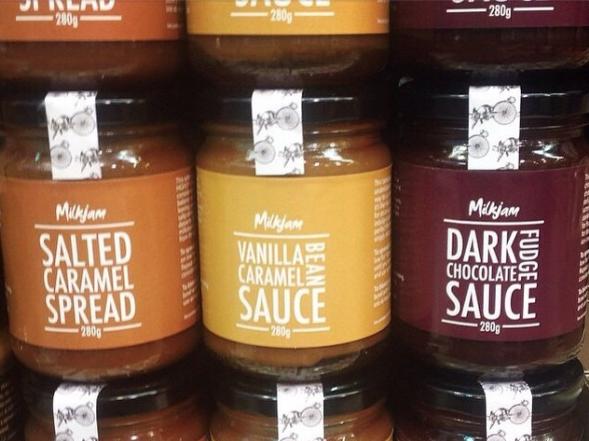 Milkjam sauces