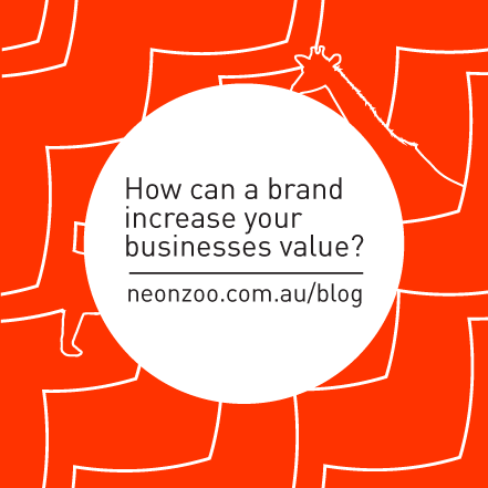 How can a brand increase a businesses value