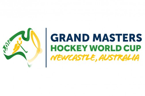 logo design for Grand Masters World Cup 2016