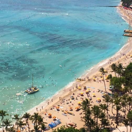 Hawaii holiday - wakiki